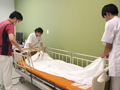 看護師体験 イベント