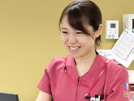 5年目:4東病棟看護師