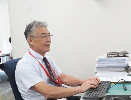 事務副部長 後藤幸隆