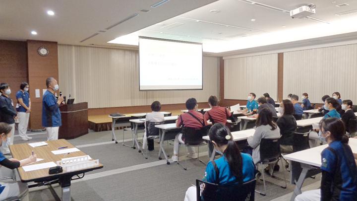 令和2年11月 循環器内科の勉強会が開催されました。